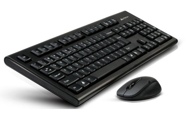 знакомство с мышью и клавиатурой