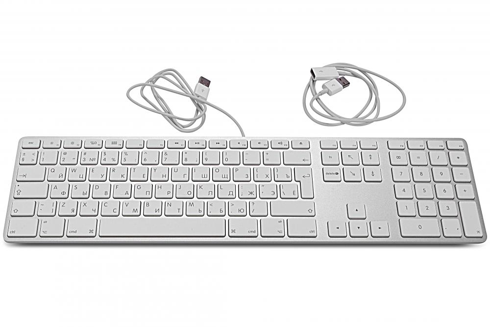 Apple Mb110 Wired Keyboard Клавиатуры Apple Mb110 Wired